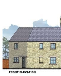 Thumbnail 3 bed property for sale in Plot 4, Regency Walk, Cirencester Road, Tetbury