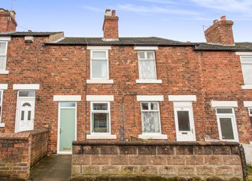 Thumbnail 2 bed terraced house for sale in Danesby Rise, Denby, Ripley