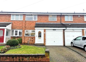 3 bed terraced house for sale in Westacre Gardens, Stechford, Birmingham B33