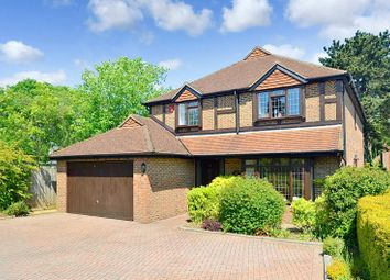 Thumbnail 4 bed detached house for sale in Farleigh Road, Warlingham