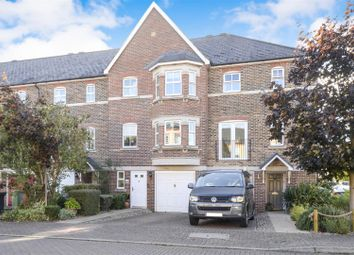 Thumbnail 4 bed town house for sale in Cavendish Walk, Epsom