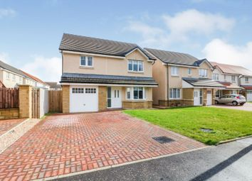 Thumbnail 4 bedroom detached house for sale in Tern Crescent, Alloa