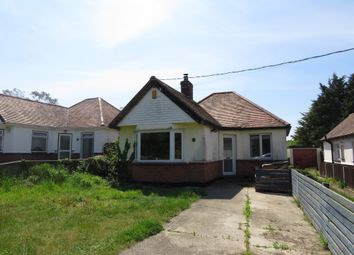 Thumbnail 3 bed detached bungalow for sale in Beach Road, St. Osyth, Clacton-On-Sea