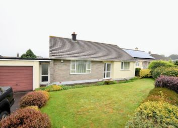 Thumbnail 3 bed detached bungalow for sale in Trelawney Road, Callington