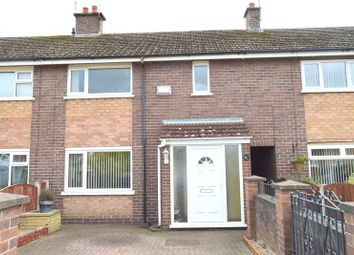Thumbnail 2 bed terraced house for sale in Western Avenue, Blacon, Chester