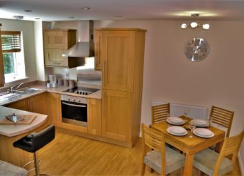 Thumbnail 2 bed flat for sale in Woodland View, St. Austell