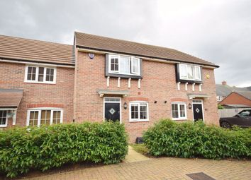 Thumbnail 3 bed property to rent in Oak Row, Brixworth, Northampton