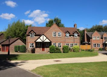 Thumbnail 4 bedroom detached house for sale in Dewe Lane, Burghfield, Reading