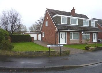 Thumbnail 2 bed semi-detached house to rent in Lansdown Hill, Fulwood, Preston