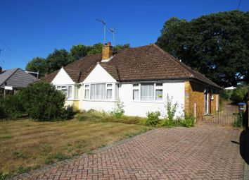 Thumbnail 2 bed semi-detached bungalow for sale in Potters Lane, Burgess Hill