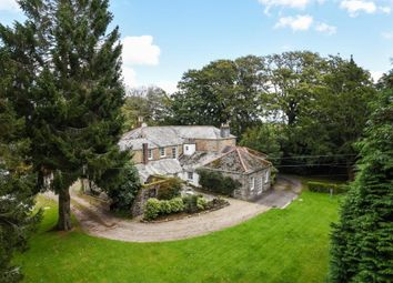 Thumbnail 6 bed country house for sale in Burncoose, Gwennap