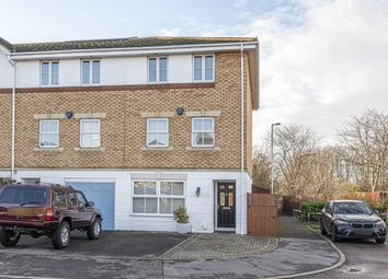 Thumbnail 4 bed end terrace house for sale in Bancroft Chase, Hornchurch