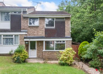 Thumbnail 3 bedroom end terrace house for sale in Oakwood Drive, Southampton