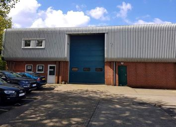 Thumbnail Industrial to let in Industrial Premises With Office & Parking, Christchurch