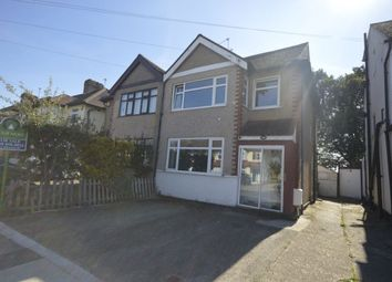 Thumbnail 4 bed semi-detached house for sale in Wills Crescent, Whitton, Hounslow