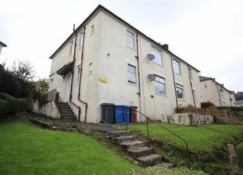 Thumbnail 2 bed flat for sale in Rankin Street, Greenock, Renfrewshire