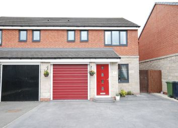 Thumbnail 3 bed semi-detached house for sale in King Oswald Drive, Blaydon-On-Tyne