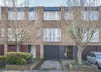 Thumbnail 4 bed terraced house for sale in Turnpike Link, Croydon