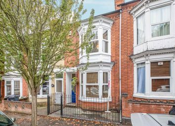 Thumbnail 3 bed terraced house for sale in Harrow Road, Leicester