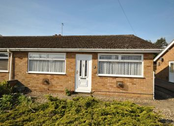 Thumbnail 2 bedroom semi-detached bungalow for sale in Merlin Avenue, Sprowston, Norwich