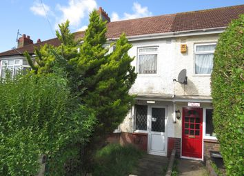 Thumbnail 3 bed terraced house for sale in Nesbitt Road, Brighton