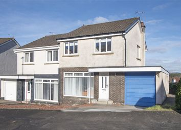 Thumbnail 3 bedroom semi-detached house for sale in Lawers Crescent, Polmont, Falkirk