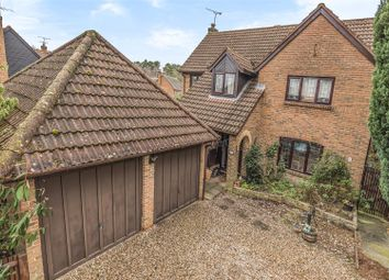 Thumbnail 4 bed detached house for sale in Eagle Close, Crowthorne, Berkshire