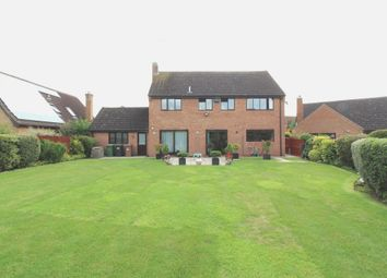 Thumbnail 5 bedroom detached house for sale in Lingwood Park, Longthorpe, Peterborough