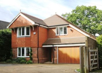 Thumbnail 4 bed detached house for sale in Broad Oaks, Guildford Road, Cranleigh, Surrey