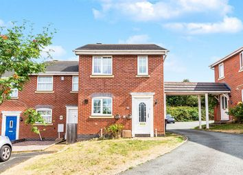 Thumbnail 2 bedroom terraced house for sale in Cornflower Grove, Ketley, Telford