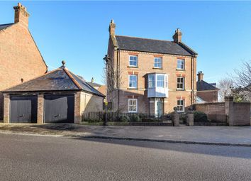 Thumbnail 5 bed detached house for sale in Babeny Walk, Poundbury, Dorchester