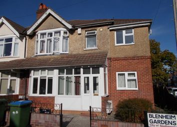 Thumbnail 7 bed terraced house to rent in Blenheim Gardens, Southampton