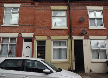 Thumbnail 3 bed terraced house for sale in Bosworth Street, Off Tudor Road, Leicester