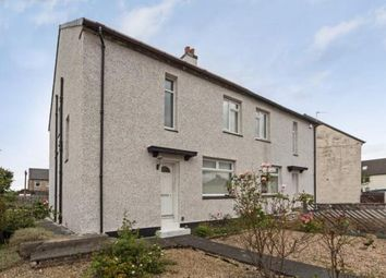 Thumbnail 4 bed semi-detached house for sale in Laurieland Avenue, Crosshouse, Kilmarnock, East Ayrshire