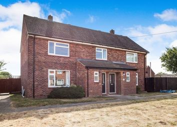 Thumbnail 3 bed semi-detached house for sale in Waterbeach, Cambridge, Cambridgeshire