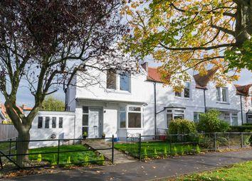 Thumbnail 3 bed terraced house for sale in Boswall Drive, Edinburgh, Edinburgh