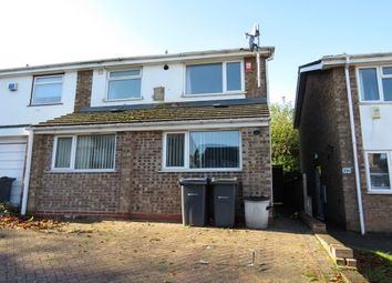Thumbnail 3 bedroom property to rent in Frederick Road, Selly Oak
