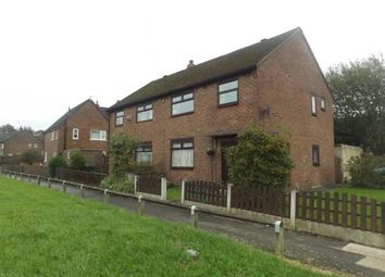 Thumbnail 3 bed semi-detached house for sale in Balmoral Drive, Leigh, Greater Manchester