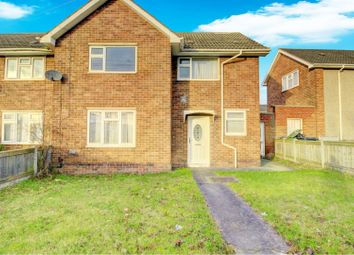 Thumbnail 3 bed end terrace house for sale in Owton Manor Lane, Hartlepool