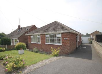 Thumbnail 2 bedroom detached bungalow for sale in Cavell Drive, Danesmoor, Chesterfield