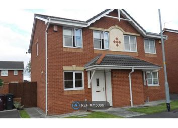 Thumbnail 2 bed semi-detached house to rent in Palmerston Drive, Liverpool