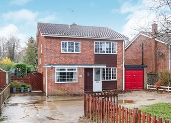 Thumbnail 4 bed detached house for sale in Necton Road, Little Dunham, King's Lynn