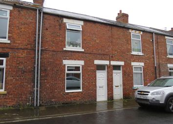 Thumbnail 2 bed terraced house for sale in Wesley Street, Coundon Grange