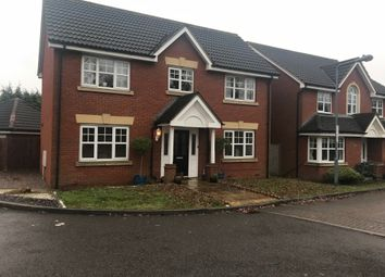Thumbnail 4 bed detached house to rent in Hoverton Way, Chigwell