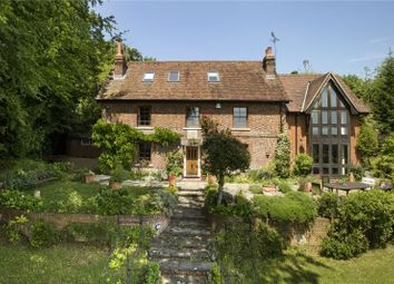 Thumbnail 5 bed detached house for sale in Hogtrough Hill, Brasted, Westerham, Kent