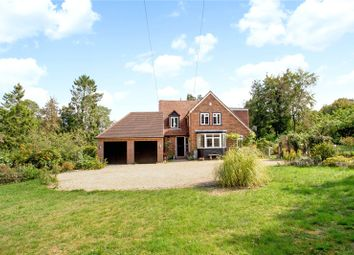 Thumbnail 4 bed detached house for sale in Binton Lane, Seale, Farnham