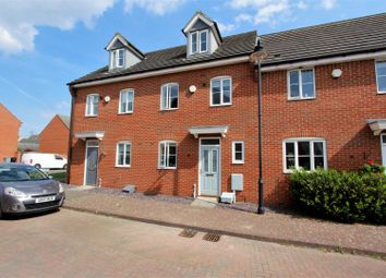Thumbnail 3 bed town house for sale in Water Lily Way, Bourne