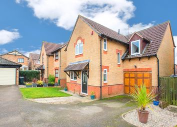 Thumbnail 4 bed detached house for sale in Kenilworth Drive, Kettering