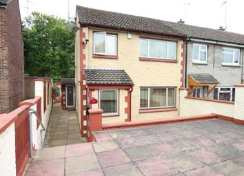 Thumbnail 3 bed property for sale in Overn Crescent, Buckingham