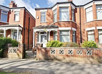 Thumbnail 3 bed semi-detached house for sale in Swanland Road, Hessle